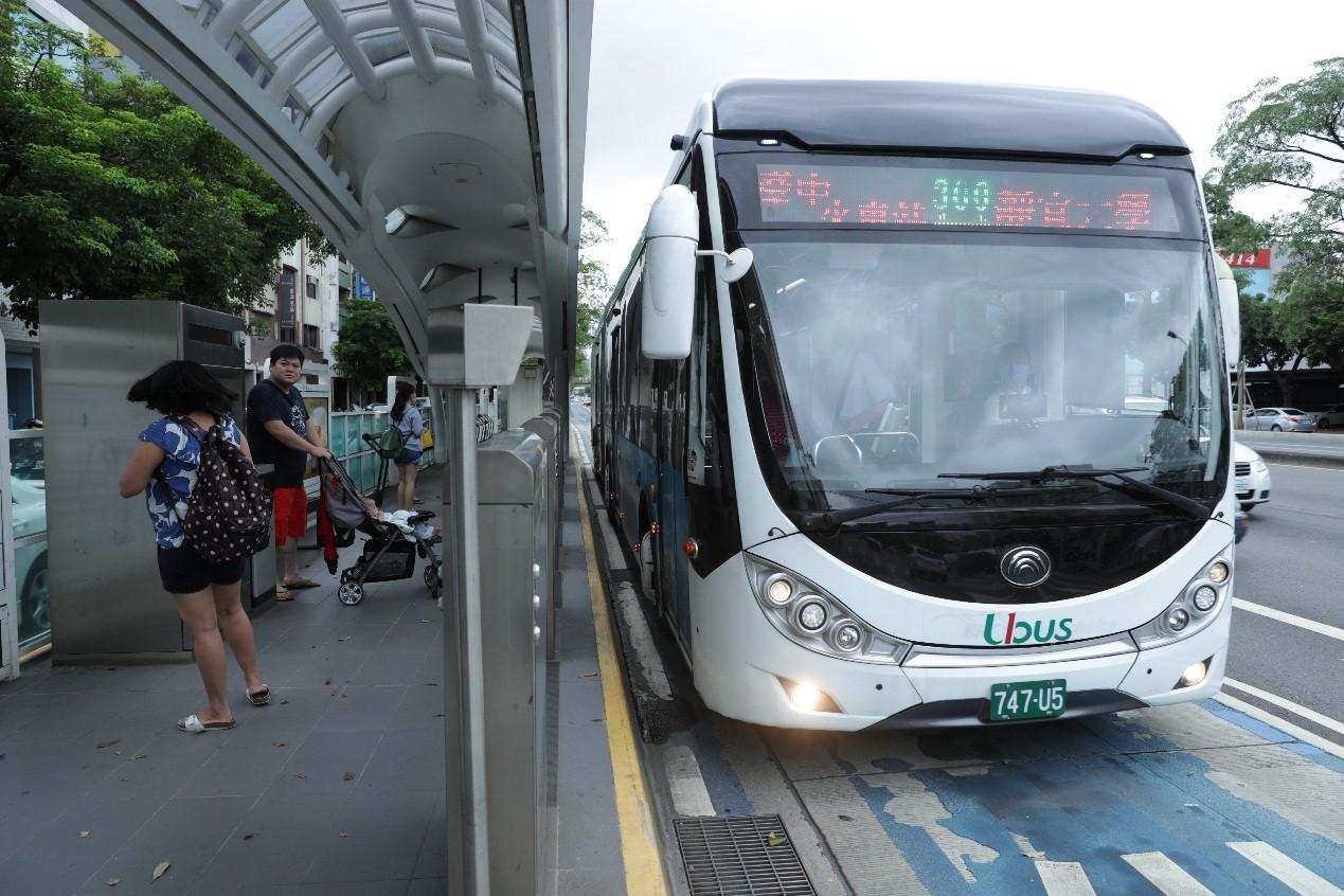 中市多項公車改革措施提升服務品質 運量成長率六都第一